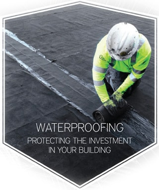 Concrete Waterproofing - Protecting the Investment in your Building