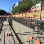 Concrete Waterproofing Project - ASU Center for Law and Society 3